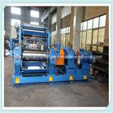 Moinho de mistura aberto popular de dois rolos de China com misturador conservado em estoque