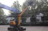 2 Tonnen-Miniexkavator mit Yanmar