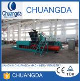 Machine à enfouir hydraulique à déchets en cuivre en métal