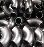 autógena de tope del codo 90degree/instalación de tuberías de la soldadura