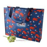 Sac à bandoulière tissé à tisser en PP personnalisé et personnalisé Sac à provisions, sac de refroidissement, sac en coton, sac à bandoulière, sac à corder