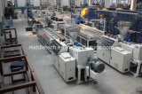 PVC WPC Plastic Windows e Door Profiles Extrusion Production Line