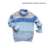 Vêtements de Chidren de chandail du pull des garçons tricotés beaux