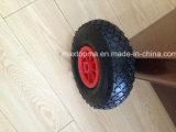 300-4 유럽 Market를 위한 고무 Wheel Barrow Wheel