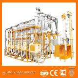 Premières machines automatiques de vente de moulin à farine de maïs d'acier inoxydable