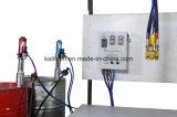PU-schäumende Nachladen-Plastikmaschine