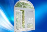 UPVC Blendenverschluß/Vorhänge/hohles Glasblendenverschluss-Fenster