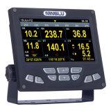 Монитор для системы навигации ветер, глубины, GPS, направления и скорости