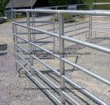 Grille de frontière de sécurité galvanisée par prix bas de ferme de maillon de chaîne d'usine