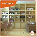 2016 Nueva biblioteca de muebles de diseño para estudio