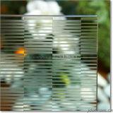 el ácido de 3mm-12m m grabó al agua fuerte/vidrio helado/del Frosting para las puertas