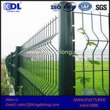 Belüftung-überzogener Sicherheits-Maschendraht-Zaun