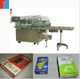 Machine automatique d'emballage de cellophane de boîte à thé automatique