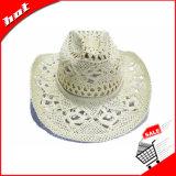Livro branco palha chapéu de cowboy do Respiro