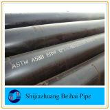 ASME B36.10 탄소 강철 A106 Grb 이음새가 없는 Sch40 관