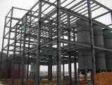Alta qualidade e recipiente de painéis do tipo sanduíche econômica House Casa prefabricados/Estrutura de aço (XGZ Wokshop Villadom-338)