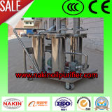 Purificador de petróleo portable de la serie de Jl, máquina de filtración del petróleo