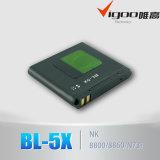 De Batterij van de Telefoon van de cel bl-5xc