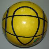 مصغّرة حجم [بفك] جلد يرقّق كرة سلّة