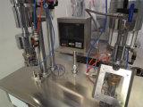 Машина завалки аэрозоля Мешк-на-Клапана PLC контролируемая (QGB2Y)