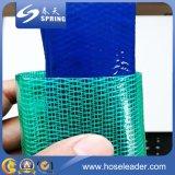 Hochdruck-Belüftung-transparente Lagen-flacher Schlauch für Bewässerung-Wasser