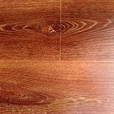 8мм 12мм Embossment рельефным V-образную канавку ламината ламинированные полы