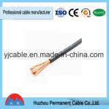 PVC에 의하여 격리되는 낮은 전압 RV 케이블