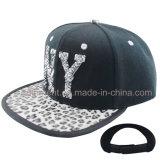 方法ポリエステルPrintcloth平らなビルの急な回復の野球帽(TMFL0710)