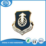 Distintivo in lega di zinco di Pin della bandiera nazionale del distintivo di Pin dell'esercito di prezzi di fabbrica