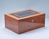 Высокомарочная коробка Humidor сигары Camphorwood
