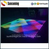 De kleurrijke Draagbare Lichten van Dance Floor