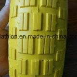 rotella libera piana della carriola del tappeto erboso 16X4.80/4.00-8