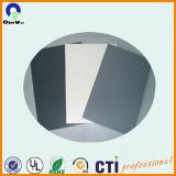 2-25мм жесткого пластика серого цвета из ПВХ плата плата ПВХ серого цвета
