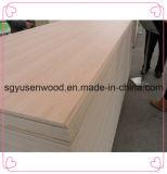 El contrachapado de alta calidad para mueble de madera contrachapada de 2,5 mm