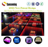 Stage Light, panneau d'affichage LED, Disco LED Mirror Dance Floor