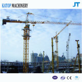 Turmkran der China-ernster Qtz50 vorbildlicher Tc5008A Eingabe-5t für Gebäude-Maschinerie