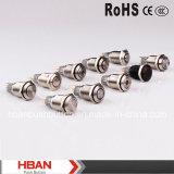 Hban New 16mm Push Button Switch