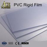 1mm/2mm/3mm/5mm Super PVC hojas de plástico transparente para el doblado y plegado