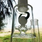 Minotaur Tauren Entwurfs-Art-Glaswasserrohre Pfeifen (ES-GD-279)