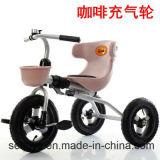 Gebildet im China-Kind-Dreiradbaby-Wanderer scherzt Pedal-Dreirad