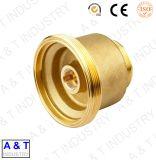 真鍮のカスタム精密高品質CNCの機械化の部品