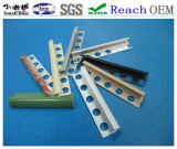 Guarnição de ladrilhos de cerâmica de PVC Borda Arredondada