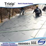 Panneau de toiture en métal pour le projet de Flatlock