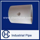 Tubulação industrial personalizada com furo central