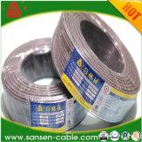 Cabo de alimentação flexíveis de PVC H05VV-F/H03VV-F/Rvv/Fio do cabo