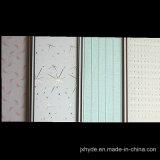 カラー天井PVCパネルの中国の木装飾