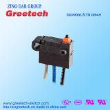 Interruptor eletrônico em miniatura com ajuste instantâneo com RoHS e UL