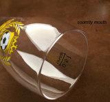 Birra di salto personalizzata dell'uomo fatto a mano bottiglia di vetro per il grossista