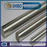 Fabricação na China 99,95% Varas de molibdênio / Melhor preço Barras de molibdênio / Barras de molibdênio