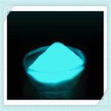 長い残光の発光性材料、暗闇の白熱